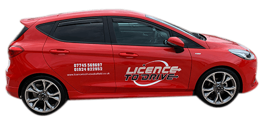 Licence to Drive Wakefield