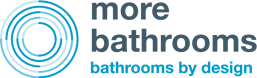 More Bathrooms Logo