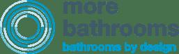 More Bathrooms Logo