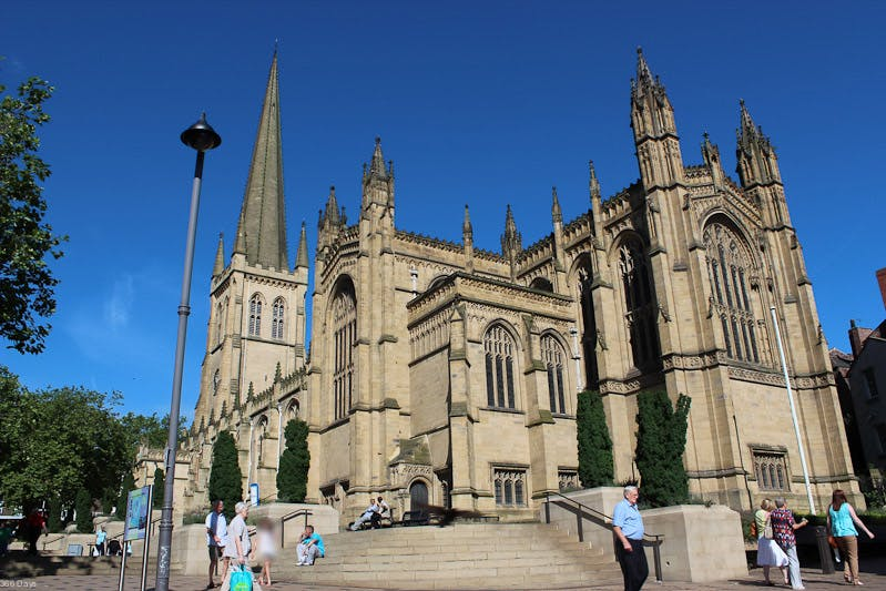 Wakefield cathedral home for Wakefield house