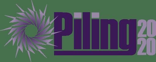 Piling 2020 Logo