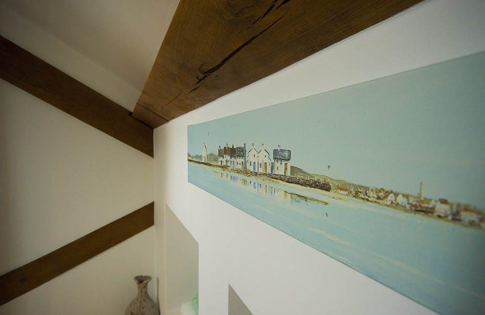 Bookilber Barn Artwork, Yorkshire Dales