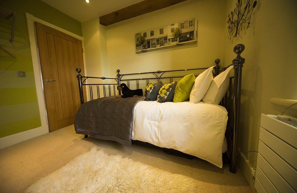 Bookilber Barn Bedroom, Yorkshire Dales