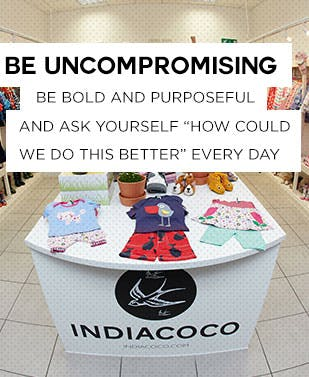 Be Uncompromising