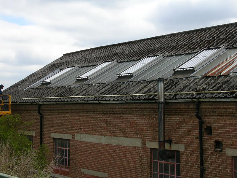 Industrial Commercial Roofing Amp Cladding Refurbishment