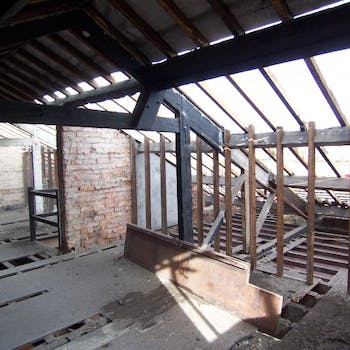 Structural work - Dobson Building Contractors, Yorkshire
