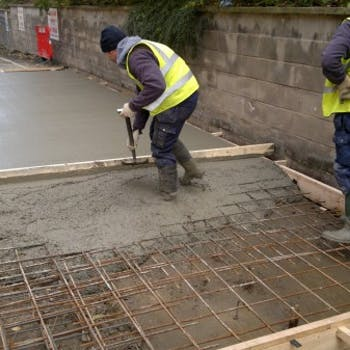 Concrete services - Dobson Building Contractors, Yorkshire