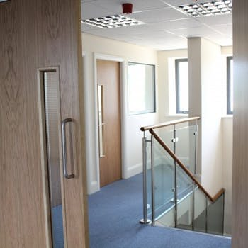 Office fit out - Dobson Building Contractors, Yorkshire