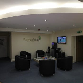 Office refurbishment  - Dobson Building Contractors, Yorkshire