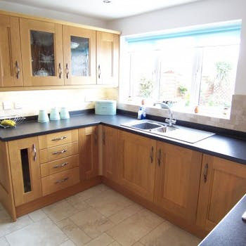 Fitted kitchen - Dobson Building Contractors, Yorkshire