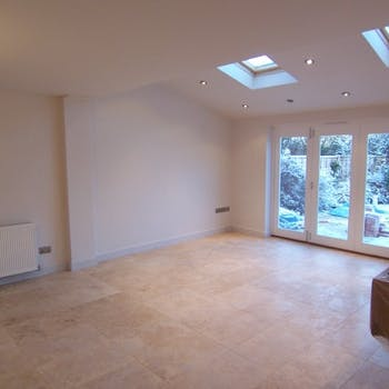 Kitchen extension - Dobson Building Contractors, Yorkshire