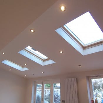 Velux windows - Dobson Building Contractors, Yorkshire