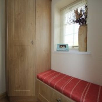 Fitted bedroom - Dobson Building Contractors, Yorkshire