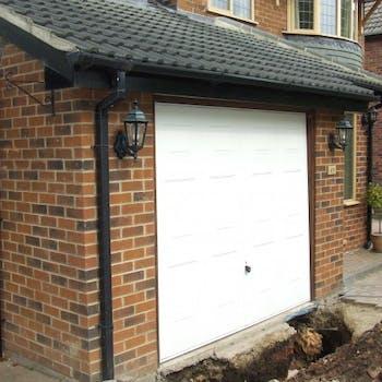 Garage conversion - Dobson Building Contractors, Yorkshire