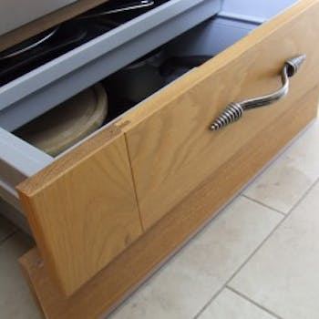 Kitchen drawer - Dobson Building Contractors, Yorkshire