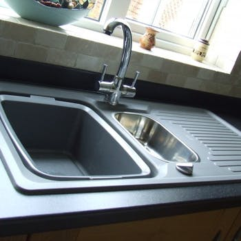 Sink - Dobson Building Contractors, Yorkshire