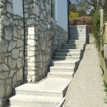 Steps - Dobson Building Contractors, Yorkshire