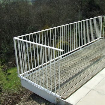 Balcony - Dobson Building Contractors, Yorkshire