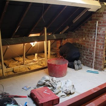 Loft conversion - Dobson Building Contractors, Yorkshire