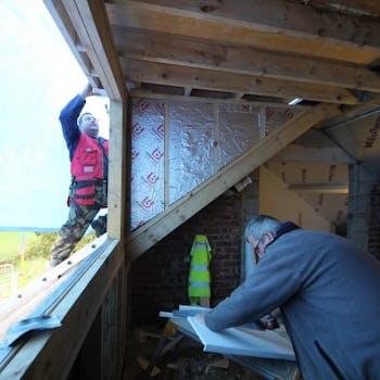 Loft conversion - Dobson Building Contractors, Yorkshire