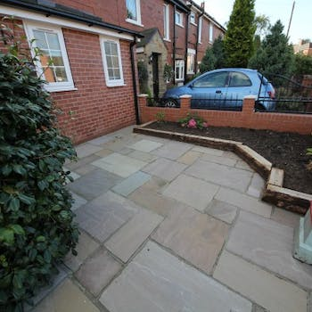 Patio - Dobson Building Contractors, Yorkshire