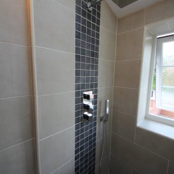 Shower room - Dobson Building Contractors, Yorkshire