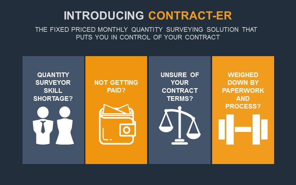 INTRODUCING CONTRACT-ER