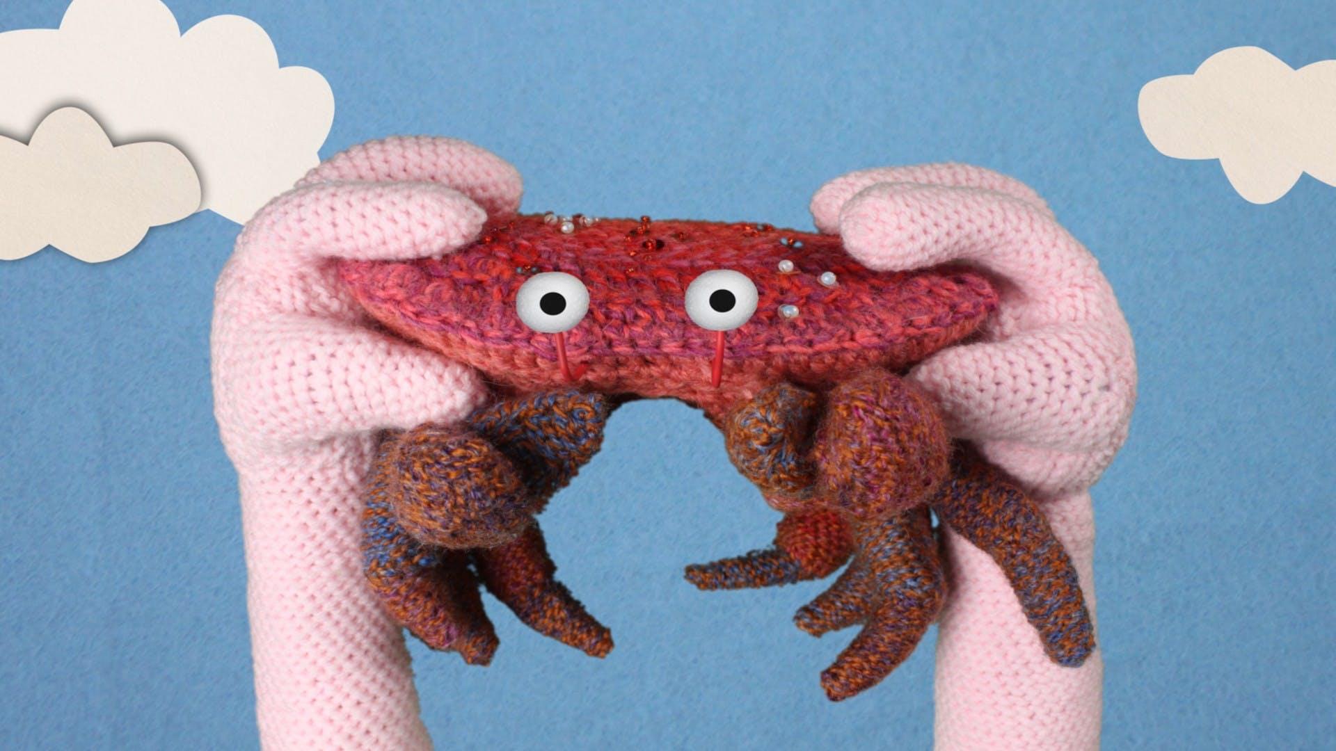 Pretty Crabby himself