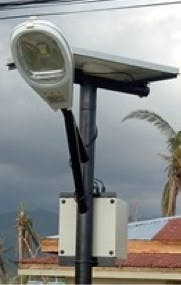 Solar Powered Light, Leyte