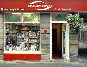 Rickaro Books
