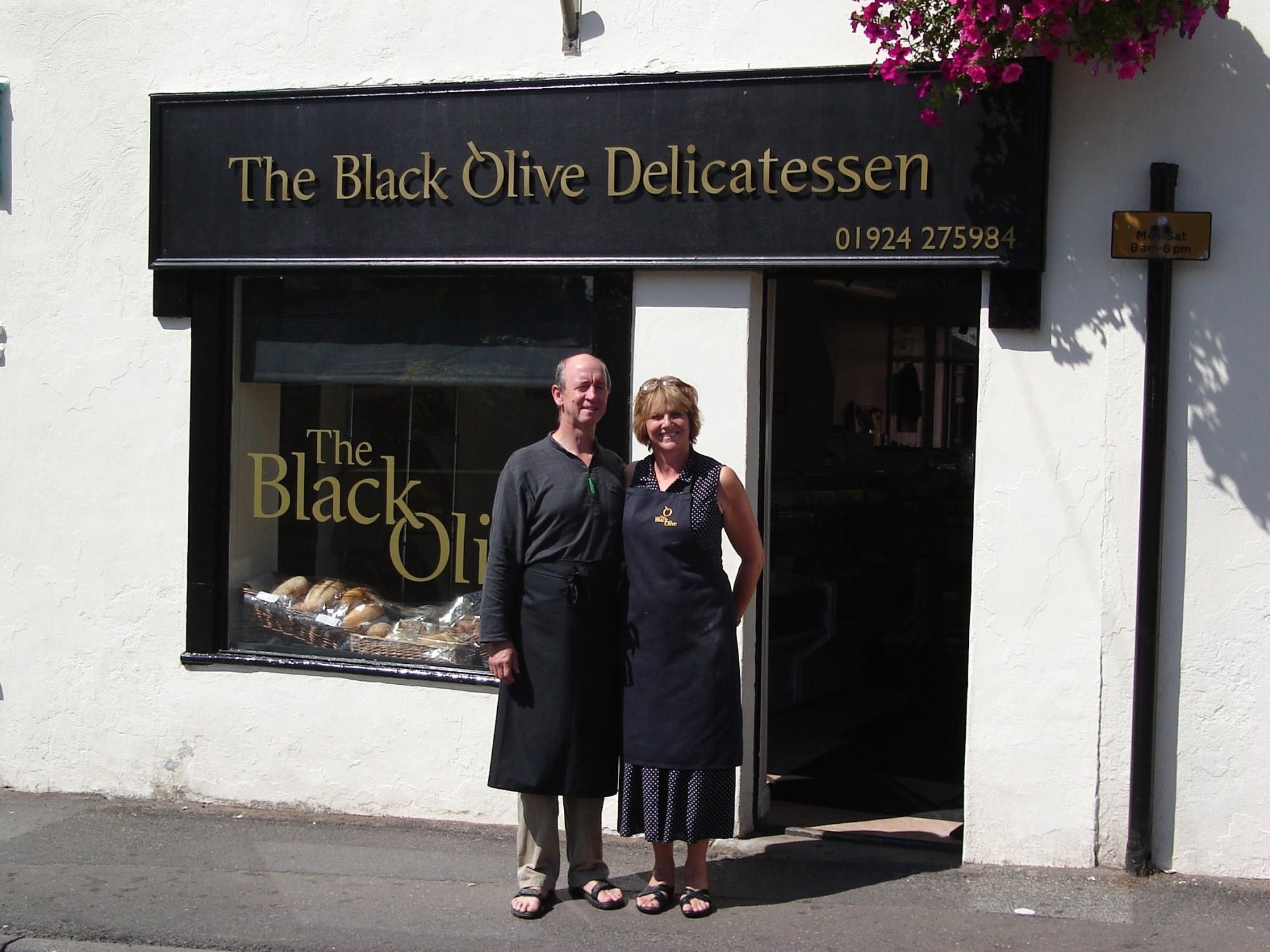 The Black Olive Delicatessen