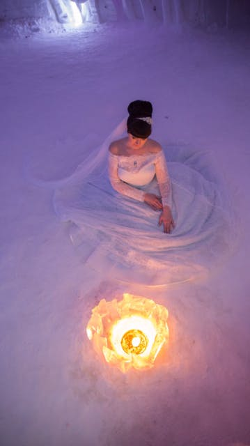 Hopes and Dreams! This image of our bride Amy reflects a little bit of all of us in the warm glow of the fire on Christmas Eve x