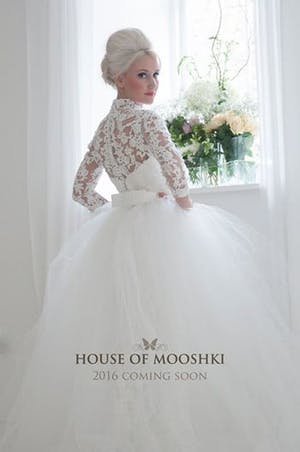 Mooshki 2016 Wedding Collection