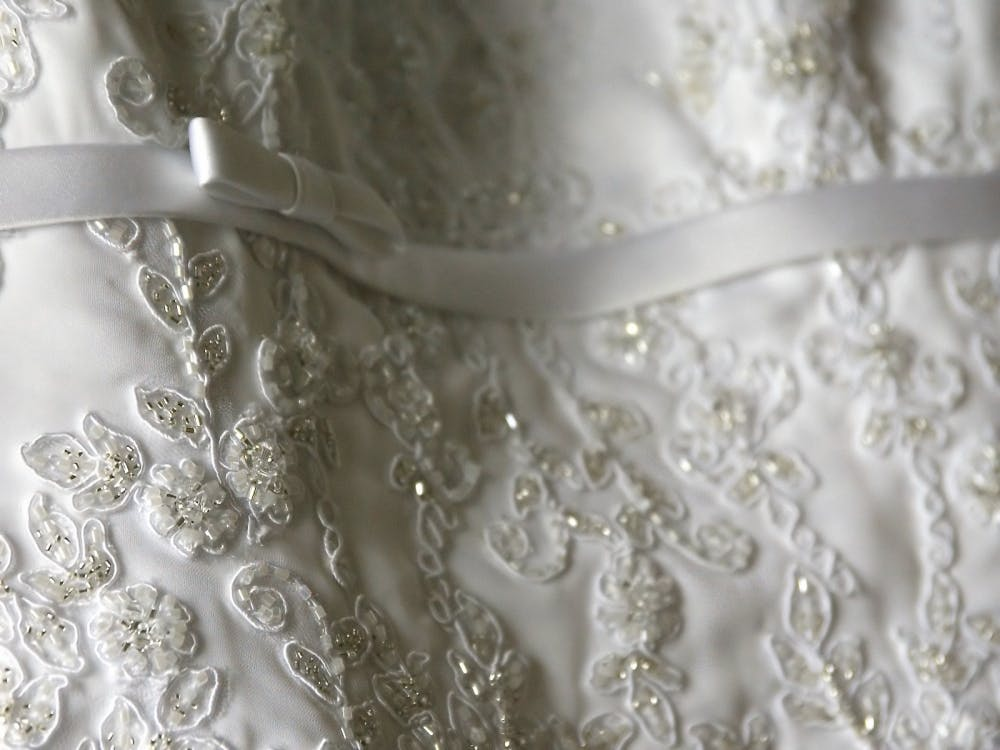 Lace co bridal boutique wedding dress fabric guide for Wedding dress fabric guide