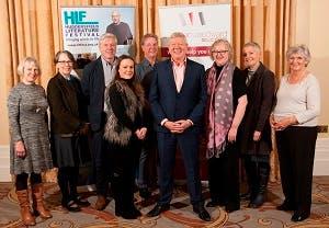 Wilkinson Woodward supports Huddersfield Literature Festival once agin
