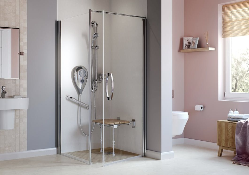 Accessible Bathroom Wall Boards And Coverings | More Ability