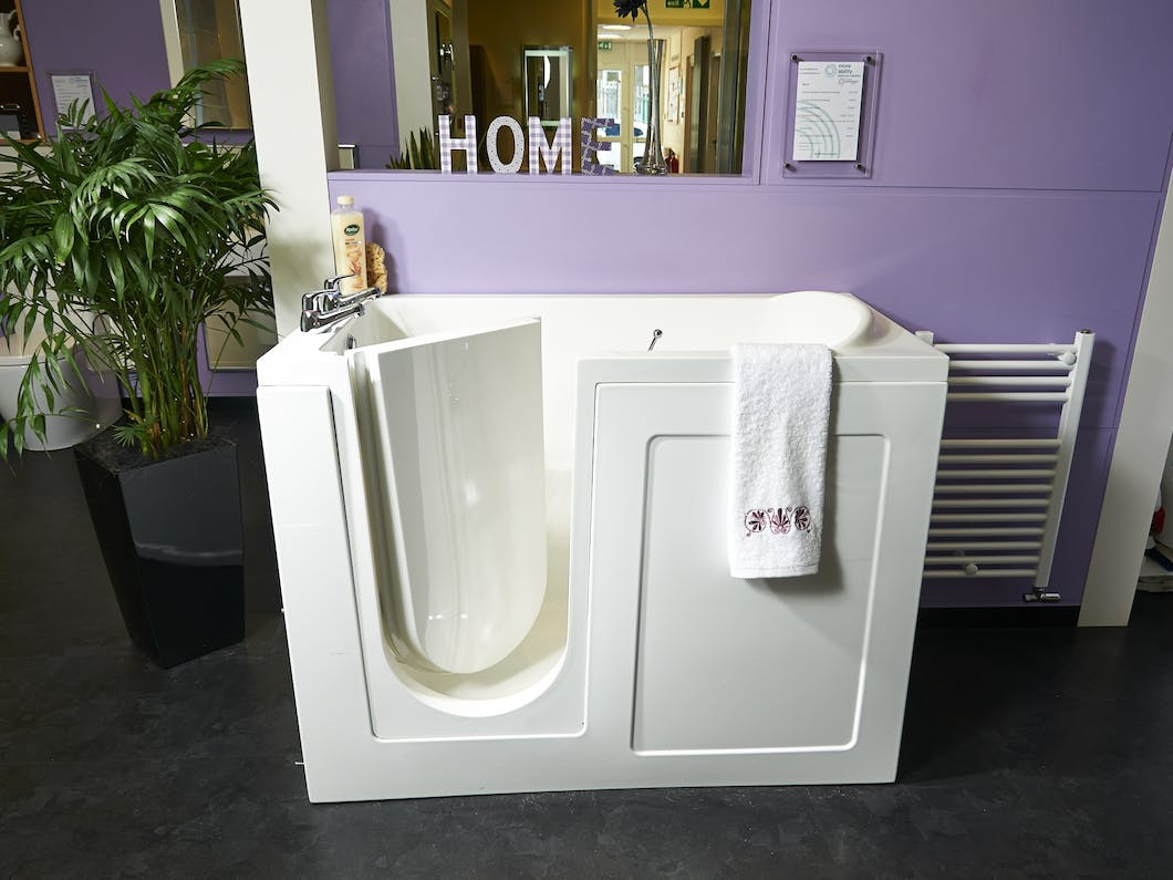 Safe & Practical Accessible Baths