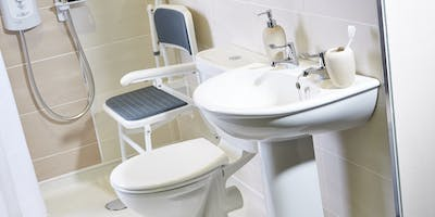 At out disabled bathroom showroom in Leeds we have a number of accessible bathroom design finishing touches that will help transform your adaptation.