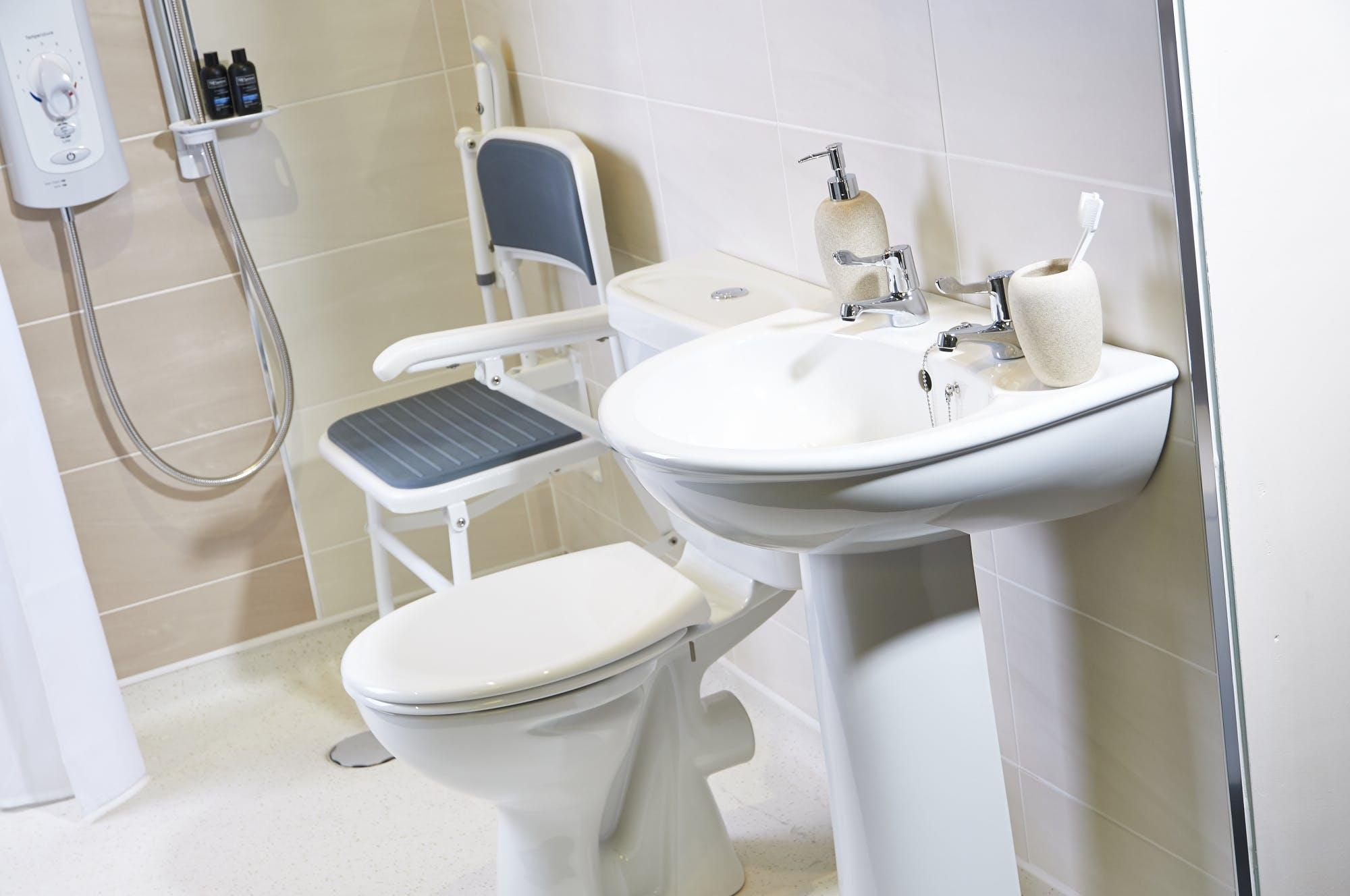 Help & Advice | New Safe & Practical Wet Floor Shower Solution Area ...
