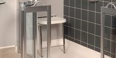 At More Ability we've been specialising in the design & installation of disabled bathrooms for over 50 years. With us, you'll discover a comprehensive range of bespoke wide access disabled showers.