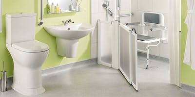 At More Ability we manage the entire process from start to finish, and have been designing & installing disabled wet rooms for over 50 years.