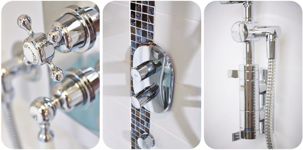When it comes to choosing bathroom brassware one of the most exciting choices to make is what type of shower mixer and controls to install.