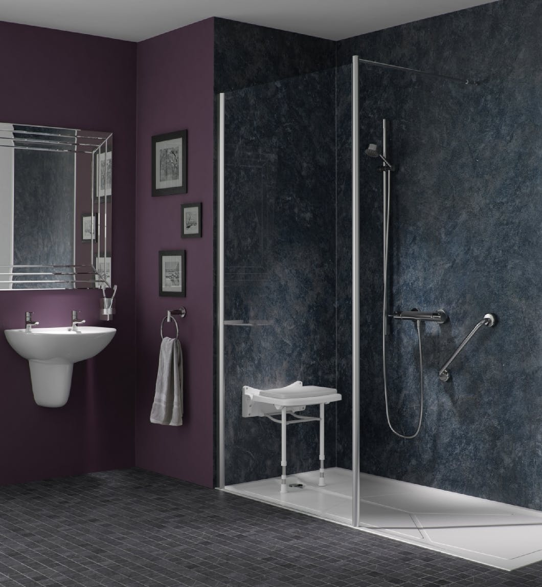 Stylish floor & wall coverings to enhance your bathroom solution