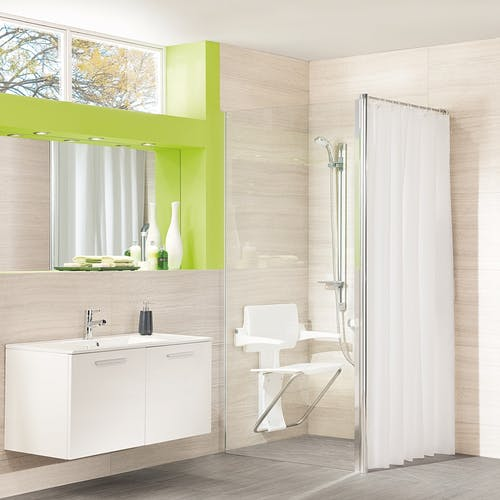 Safe & Practical Wet Room Solutions