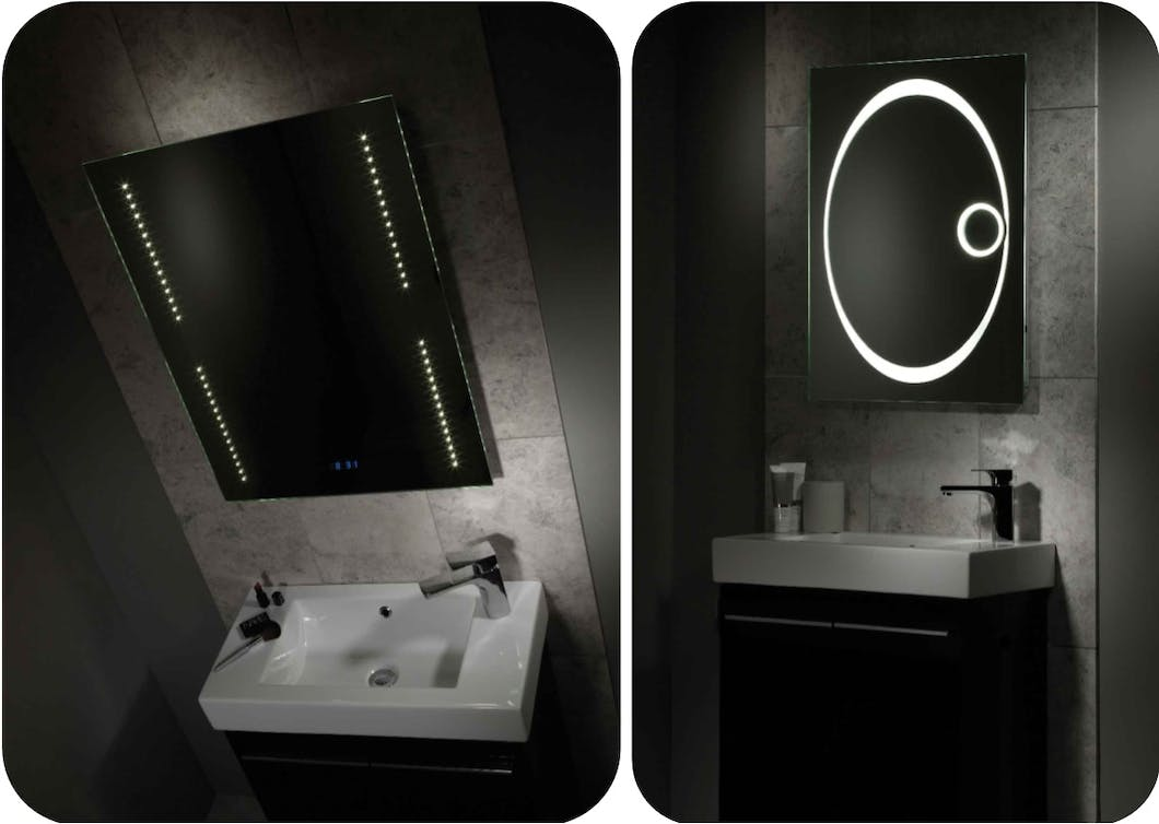 Make concentrated focal areas of your adaption glow with the provisional influence of an illuminated mirror, to further enhance your bathroom lighting arrangement.