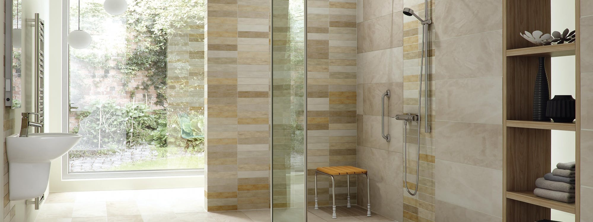 Stylish disabled bathrooms mobility bathrooms more ability - Disabled shower room ...