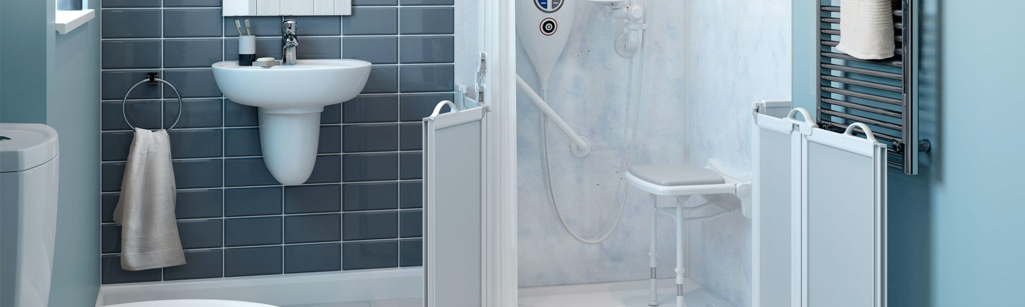 Safe & Practical Mobility Bathrooms, Designed & Fit | More Ability