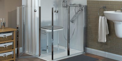 At More Ability we deliver a personal experience. If you're considering your mobility bathroom options and want to discuss our level access shower solutions in more detail get in touch.