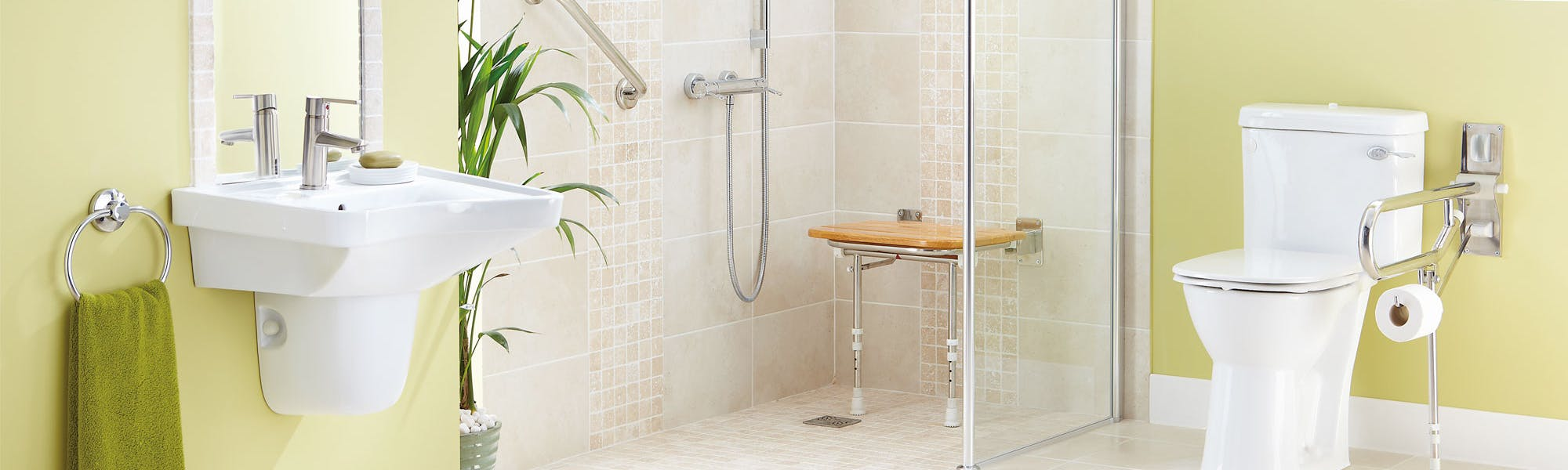 Accessible Bathroom Design | More Ability