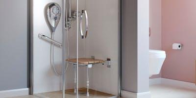 Safe & Practical Wet Room Solutions